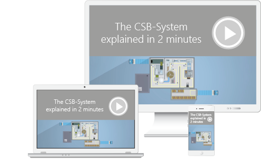 CSB-System explained in 2 minutes